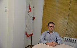 جناب آقای دکتر علی شجاع- مدیر فناوری اطلاعات شرکت آهن آنلاین